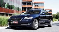 Essai BMW 520d