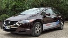 Prise de contact avec la Honda FCX Clarity: la pile à combustible, l'électrique de demain ?