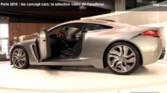 Les concept cars: la sélection vidéo de Caradisiac