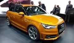 Audi A1 1,4T S-Line, la couleur de l'or