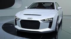 Les concept-cars Audi, Seat, Nissan, Lotus et Exagon en vidéo