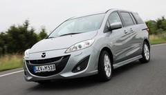 Mazda 5 : nouvelle génération