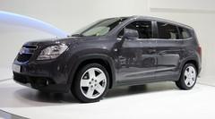 Reportage vidéo Chevrolet Orlando