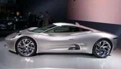 Concept Jaguar C-X75