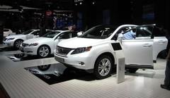 Les autos hybrides que vous pouvez voir pendant le Mondial de Paris 2010