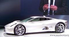 Jaguar C-X75, et s'ils la faisaient? On le souhaite, parce que nous voulons savoir