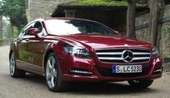 Essai Mercedes CLS : Un style bien affirmé