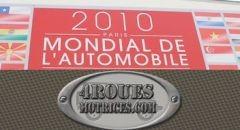Les 4x4 du Mondial de l'Automobile 2010