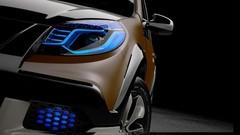 Renault Sandero Stepway Concept : premiers teasers
