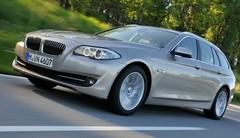Essai BMW 520d Touring: Une leçon d'humilité