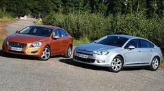 Essai Citroën C5 2.0 HDI 160 ch vs Volvo S60 D3 163 ch