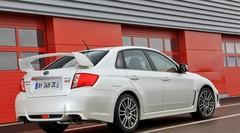 Essai Subaru WRX STI S sur circuit
