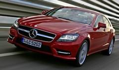 Essai Mercedes CLS 350 CDI: Distinguée à souhait