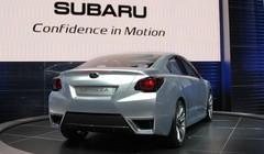 Subaru Impreza Concept : Du style, enfin !