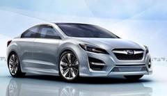 Subaru Impreza Concept : Enfin !!!