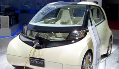 La petite Toyota électrique roulera en Europe en 2011