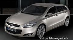 Hyundai i40 CW : Seulement en break