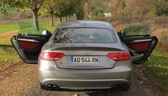 Essai Audi S5 Sportback 3.0 TFSI Quattro S Tronic : Sportivité et sens pratique