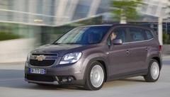 Chevrolet Orlando : taillé pour la famille