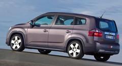 Les tarifs français pour le Chevrolet Orlando