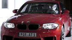 BMW Série 1 M : première vidéo sans camouflage