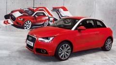 Audi A1 1.4 TFSi : nouveaux tarifs !