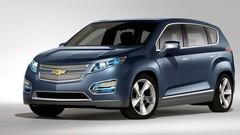 La Chevrolet Volt comme base pour un monospace dévoilé à Détroit ?