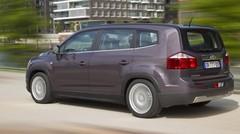 Essai Chevrolet Orlando 2.0 VCDi 163 ch: un grand du monospace à sept places