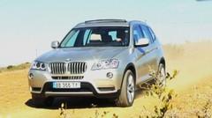 Essai vidéo du BMW X3 au Maroc