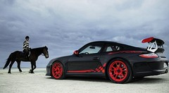 Essai Porsche 911 GT3 RS