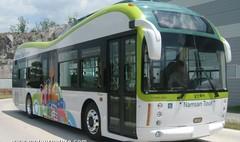 Des autobus électriques entrent en service à Séoul