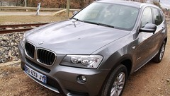 Essai BMW X3 xDrive 2.0d 184 ch