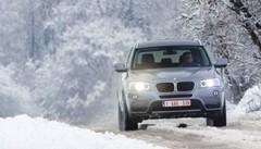 Essai BMW X3 xDrive 20d