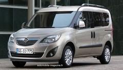 Opel Combo 2 : Mariage de raison