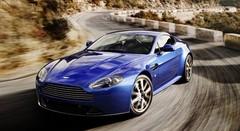 Nouvelle Aston Martin V8 Vantage S