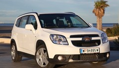 Essai Chevrolet Orlando 2.0 VCDi 2011 : Family Space