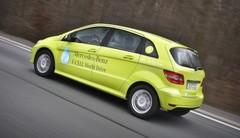 Essai Mercedes Classe B F-Cell, 150 km à bord d'une voiture à hydrogène