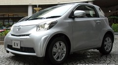 Toyota Iq électrique : une double déception
