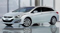 Hyundai i40 : premiers clichés