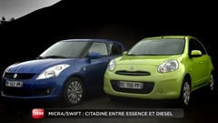 Emission Turbo : Suzuki Swift vs. Nissan Micra, Seat IBe Concept, 25 ans du xDrive BMW
