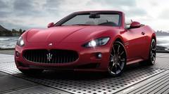 Salon Genève 2011 : Maserati GranCabrio Sport