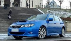 Subaru Impreza WRX Anniversary : Essai