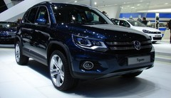 Le Volkswagen Tiguan restylé, citadin et baroudeur
