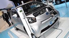 Toyota iQ EV Concept