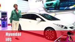 Focus sur... la Hyundai i40