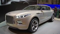 Aston Martin tient à faire revivre la marque Lagonda