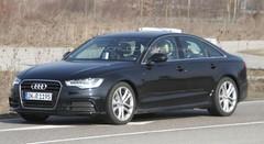 La nouvelle Audi S6 en phase de tests