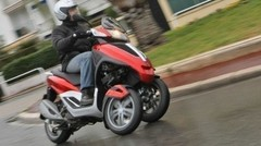 Essai Piaggio MP3 Yourban 125 : MP3 version allégée