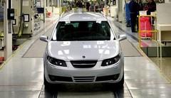 Saab installe une usine pour produire le châssis de la future 9-3 : ZF s'installe près de Trollhattan