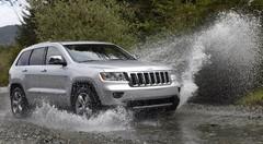 Essai Jeep Grand Cherokee 5.7 Overland